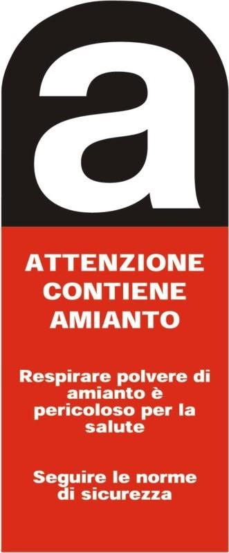 Valutazione Rischio Amianto