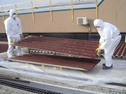 Rimozione e smaltimento amianto a Torino